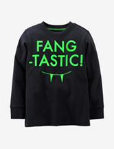 Carter's® Black Fang-Tastic T-shirt – Boys 5-7