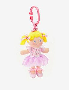 Baby Starters Ballerina Jitter Plush Rattle