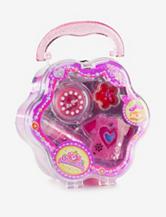 Pecoware 5-pc. Sparkling Princess Cosmetic Case Set