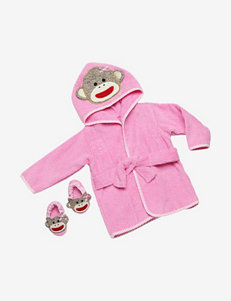 Baby Starters Pink Baby Robes