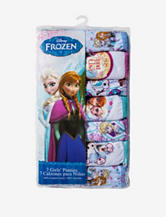 Disney Frozen 7-pk. Assorted Panties – Girls 4-8