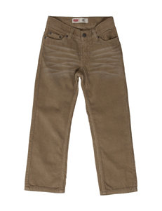 Levi's Brown Relaxed