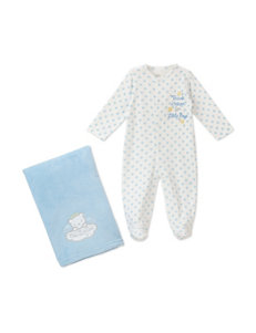 Baby Starters 2-pc. Thank Heaven for Little Boys Sleep & Play & Blanket – Baby 3-9 Mos.