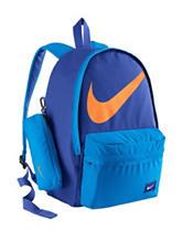 Nike® Blue Swoosh Backpack