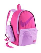 Nike® Pink Swoosh Backpack