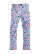 Levi's® Tammy Cherry Print Skinny Jeans – Toddler Girls