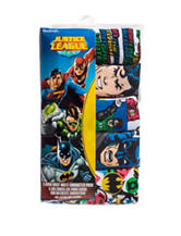 DC Comics 5-pk. Justice League Briefs – Boys 4-7