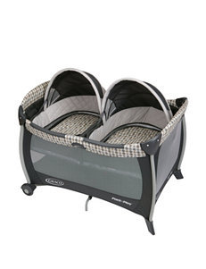 Graco Pack 'n Play Playard with Twins Bassinet –Vance
