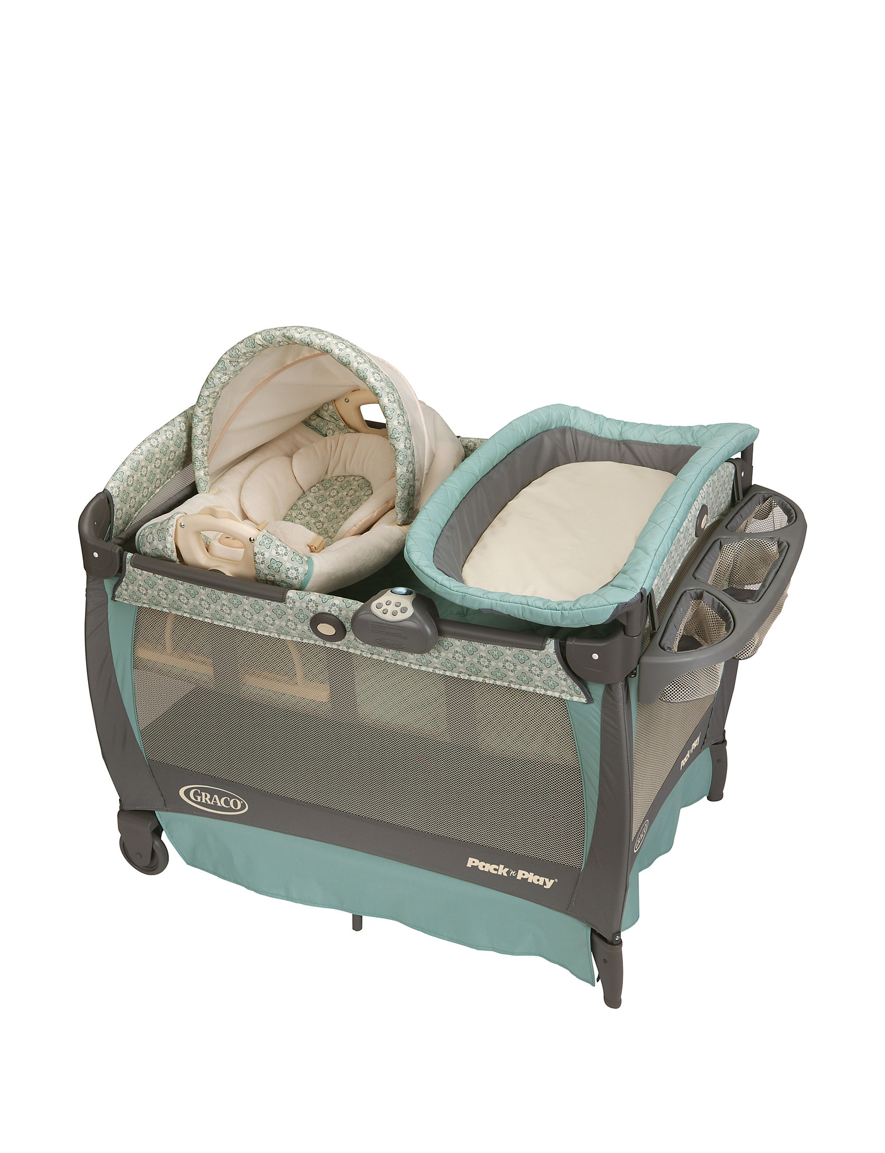 Graco Blue Play Yards