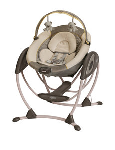 Graco Medium Grey Swings, Bouncers, & Jumpers