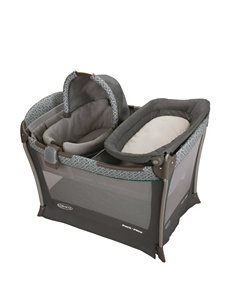 Graco Dark Grey Play Yards