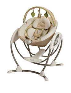 Graco Medium Brown Swings, Bouncers, & Jumpers