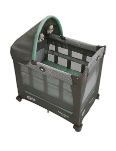 Graco Grey / Green Play Yards