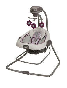 Graco DuetConnect LX Swing & Bouncer – Nyssa