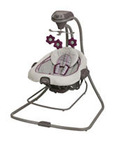 Graco® DuetConnect™ LX Swing & Bouncer – Nyssa™