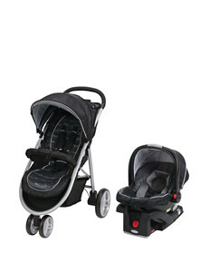 Graco Aire3 Click Connect Travel System –Gotham