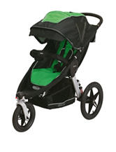 Graco® Relay Click Connect™ Jogging Stroller –Fern
