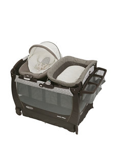 Graco Pack 'n Play Snuggle Suite –Abbington