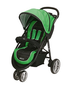 Graco® Aire 3 Click Connect™ Stroller – Fern