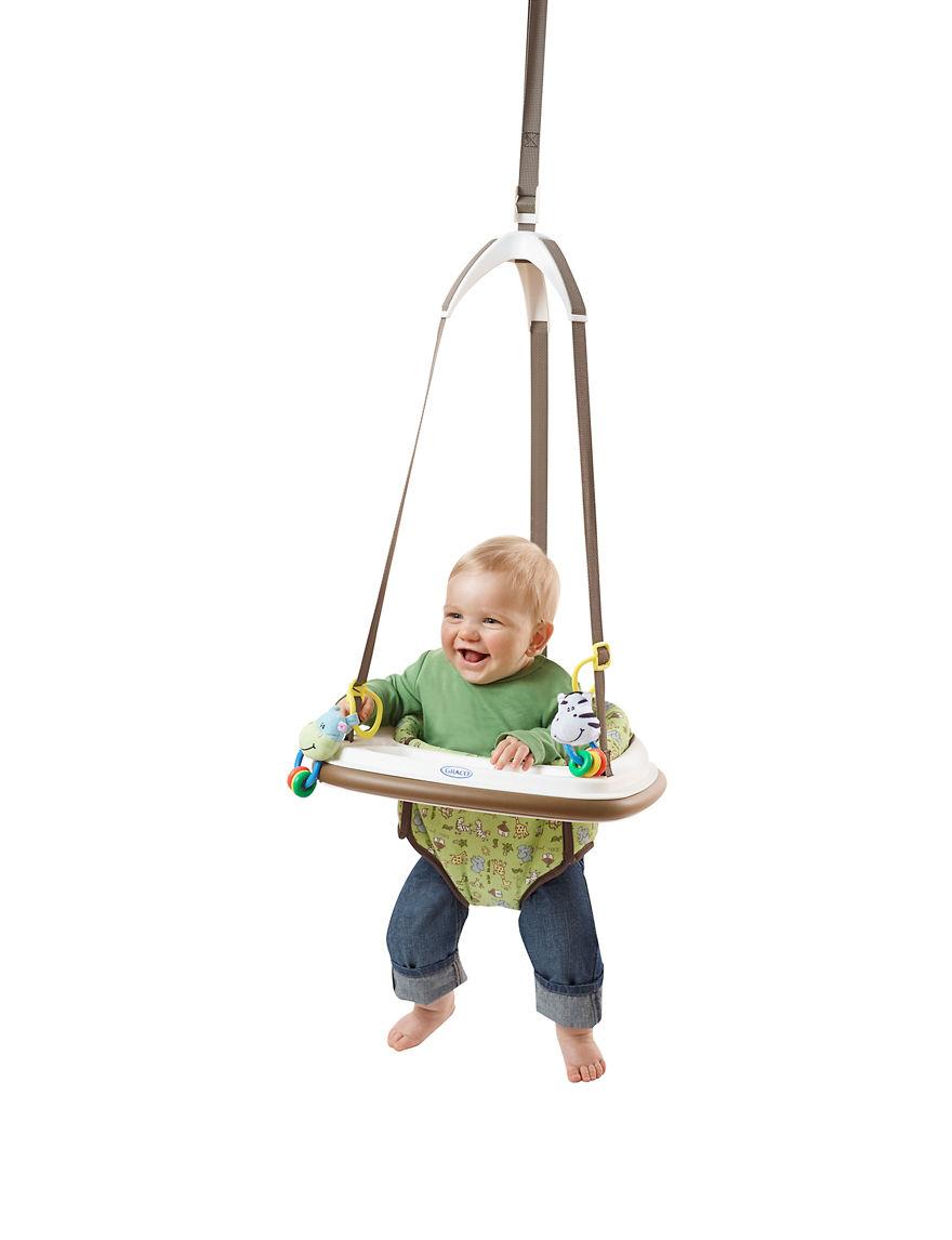 Graco  Swings, Bouncers, & Jumpers