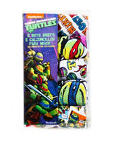 Nickelodeon Teenage Mutant Ninja Turtles 5-pk. Briefs – Boys 4-6