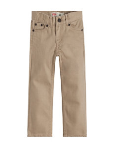 Levi's Fill Twill  Pants – Toddler Boys