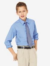 Dockers® 2-pc. Dress Shirt & Tie Set - Boys 8-20