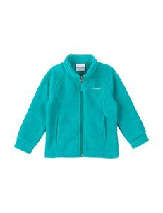 Columbia Mayan Green Benton Springs Printed Jacket – Toddler Girls