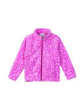 Columbia Paisley Print Fleece Jacket – Toddler Girls