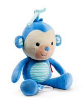 Fisher-Price® Blue Monkey Plush Musical Pull Toy