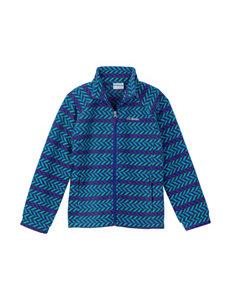 Columbia Benton Springs Printed Jacket – Girls 7-16