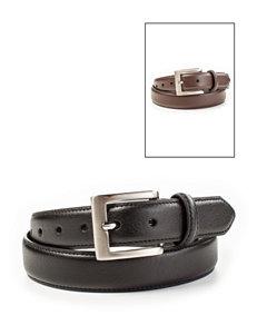 Dockers 2 for 1 Dress Belt - Boys