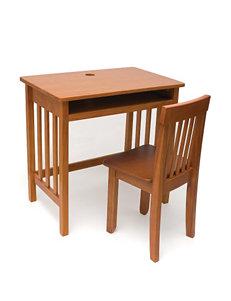 Lipper 2-pc. Child's Computer Desk and Mystic Chair