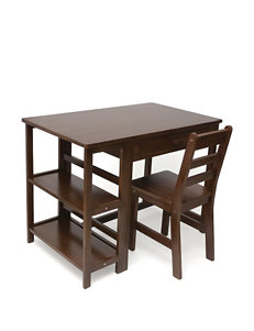 Lipper 2-pc. Child's Work Station and Chair