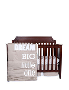 Trend Lab 3-pc. Dream Big Little One Crib Bedding Set