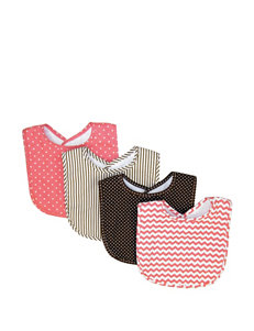 Trend Lab Multi Bibs & Burp Cloths