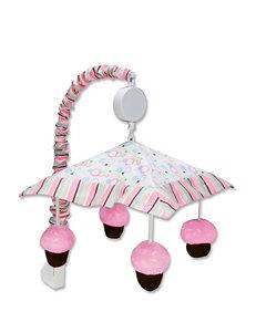 Trend Lab Cupcake Musical Crib Mobile