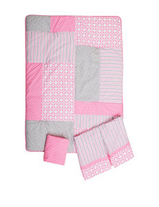 Trend Lab Lily 3-pc. Crib Bedding Set