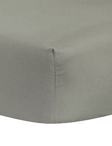 Trend Lab Ombre Grey Fitted Crib Sheet