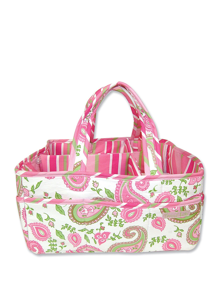 Trend Lab Paisley Carriers & Totes Diaper Bags