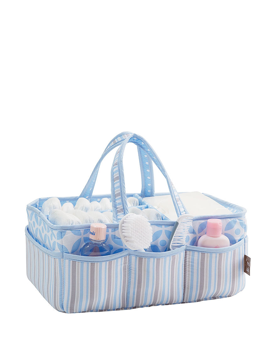 Trend Lab Blue Carriers & Totes Diaper Bags