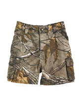 Cahartt Camo Cargo Shorts – Toddler Boys