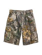 Carhartt® Camo Print Cargo Shorts – Boys 2-7