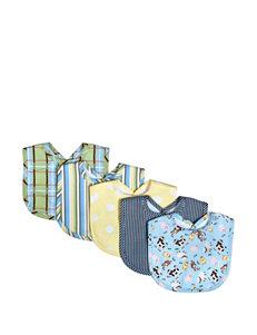 Trend Lab Multi Bibs & Burp Cloths