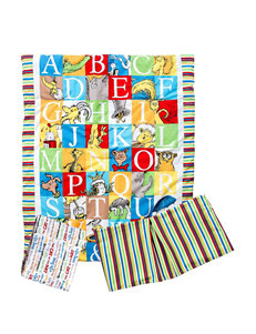 Dr. Seuss Alphabet 3-pc. Crib Bedding Set by Trend Lab