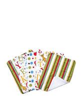 Dr. Seuss ABC 5-pk. Burp Cloth Bundle Set by Trend Lab