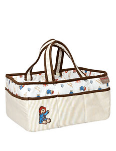 Licensed Brown Carriers & Totes Diaper Bags