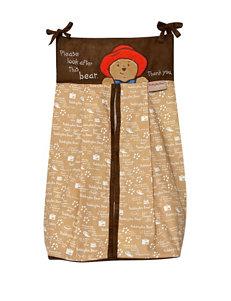 Licensed Brown Diaper Bags