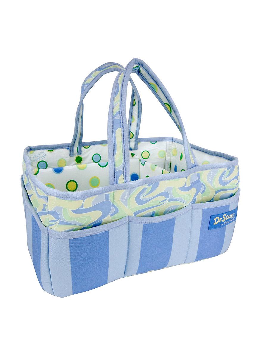 Licensed Blue / Green Diaper Bags