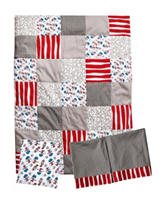 Dr. Seuss Cat & Things 3 Piece Crib Bedding Set by Trend Lab